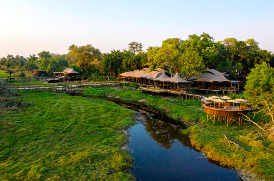 Xigera is located within the famous Okavango.
