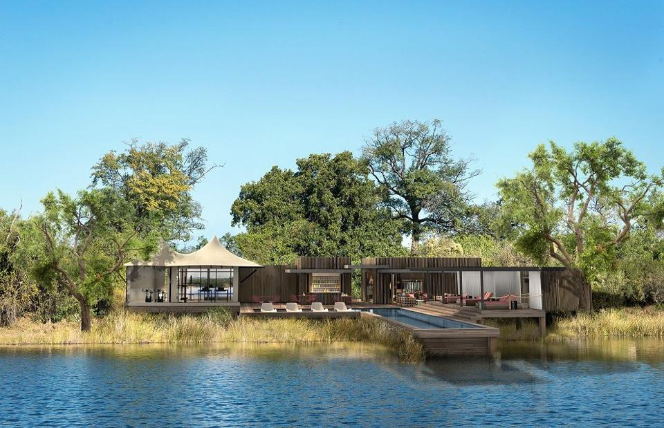 Wilderness Safaris' Little DumaTau, sister to the nearby, DumaTau Camp, will be a haven of privacy with just four tented guestrooms