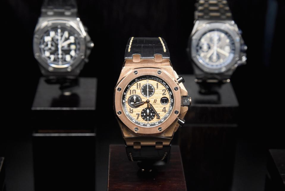 Audemars Piguet part of the holly trinity watches