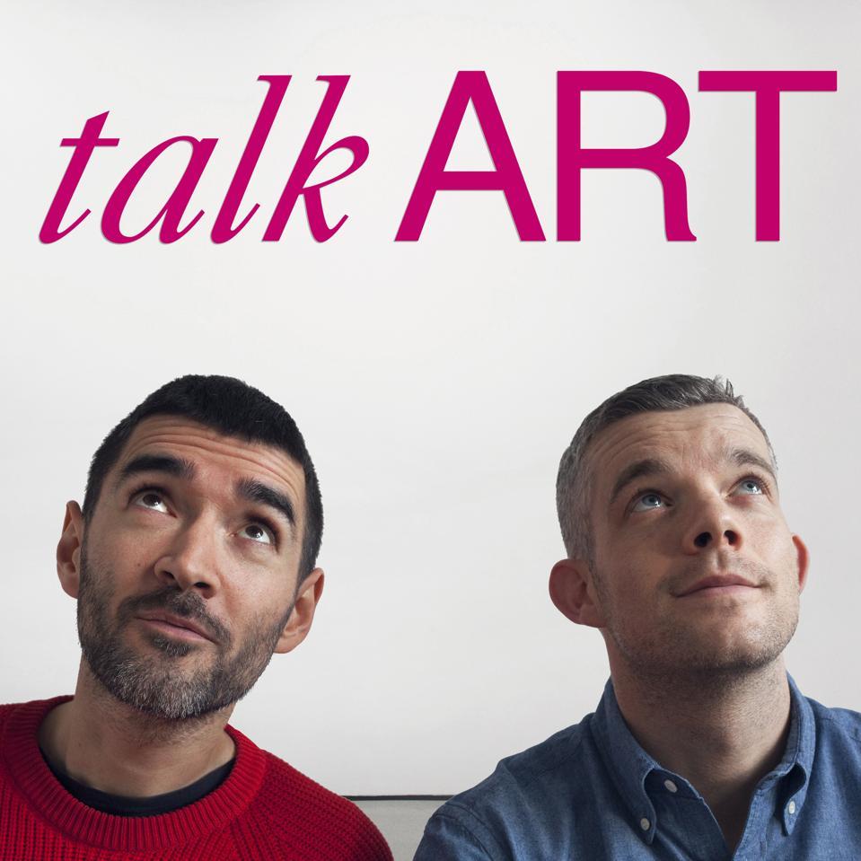 Talk Art podcast