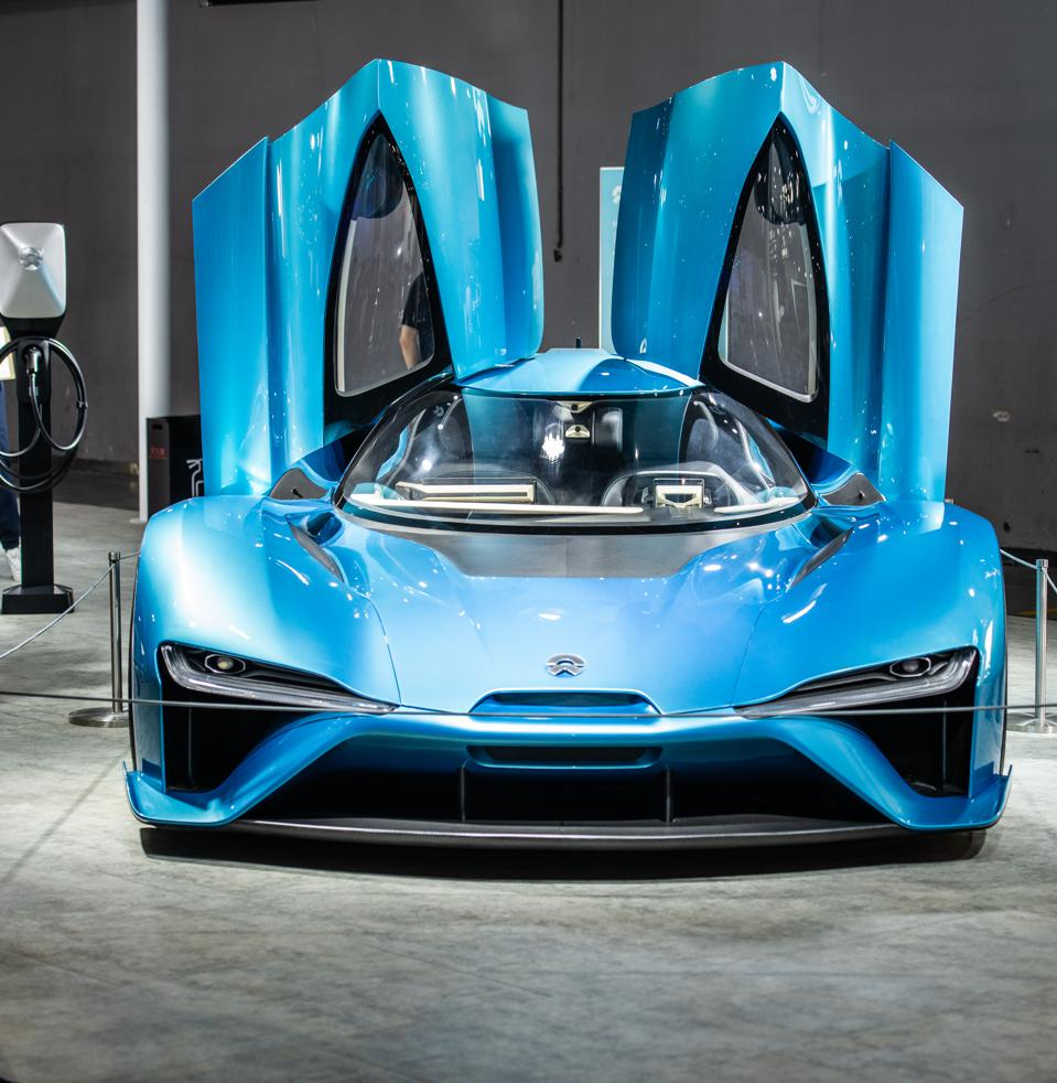 Nio took and will keep $5.4 million in PPP cash.