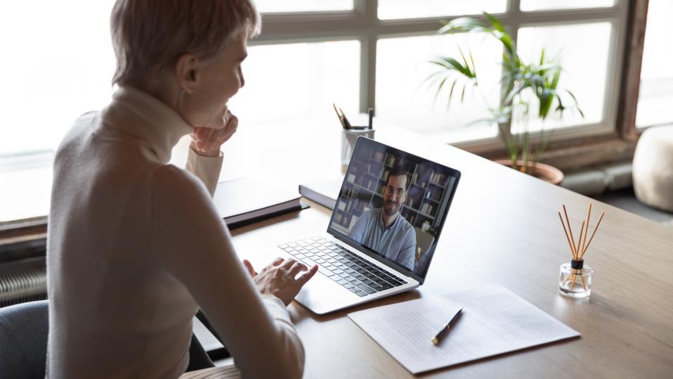 Virtual consultation session