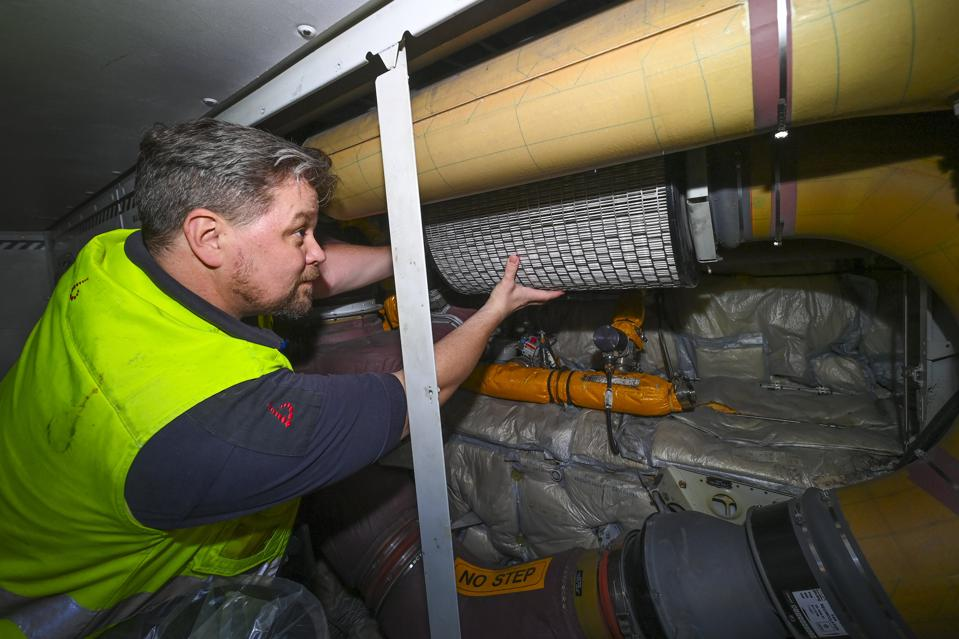Behind The Scenes Of How Brussels Airlines Prepares To Restart