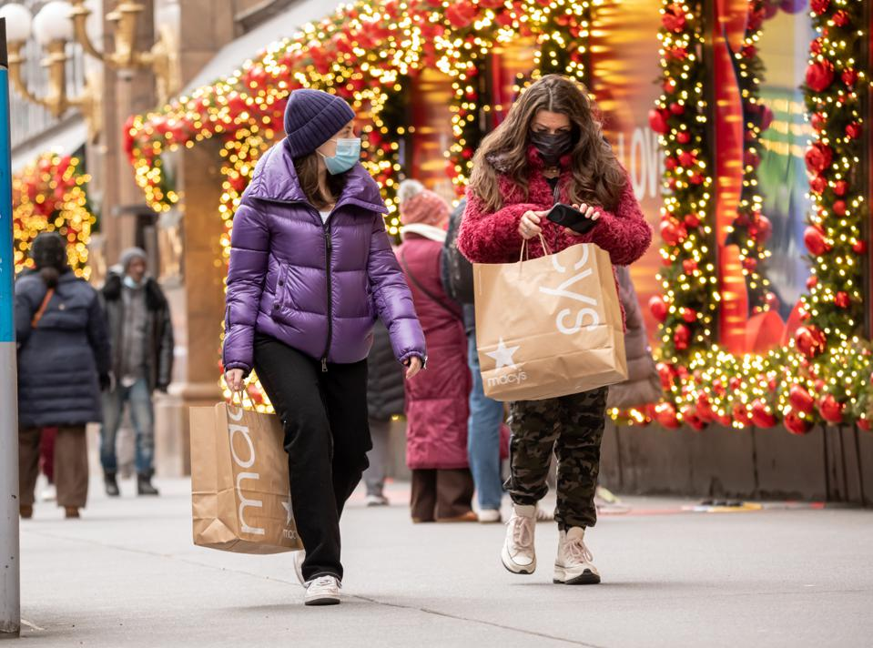 Holiday Season Begins Across New York City Area