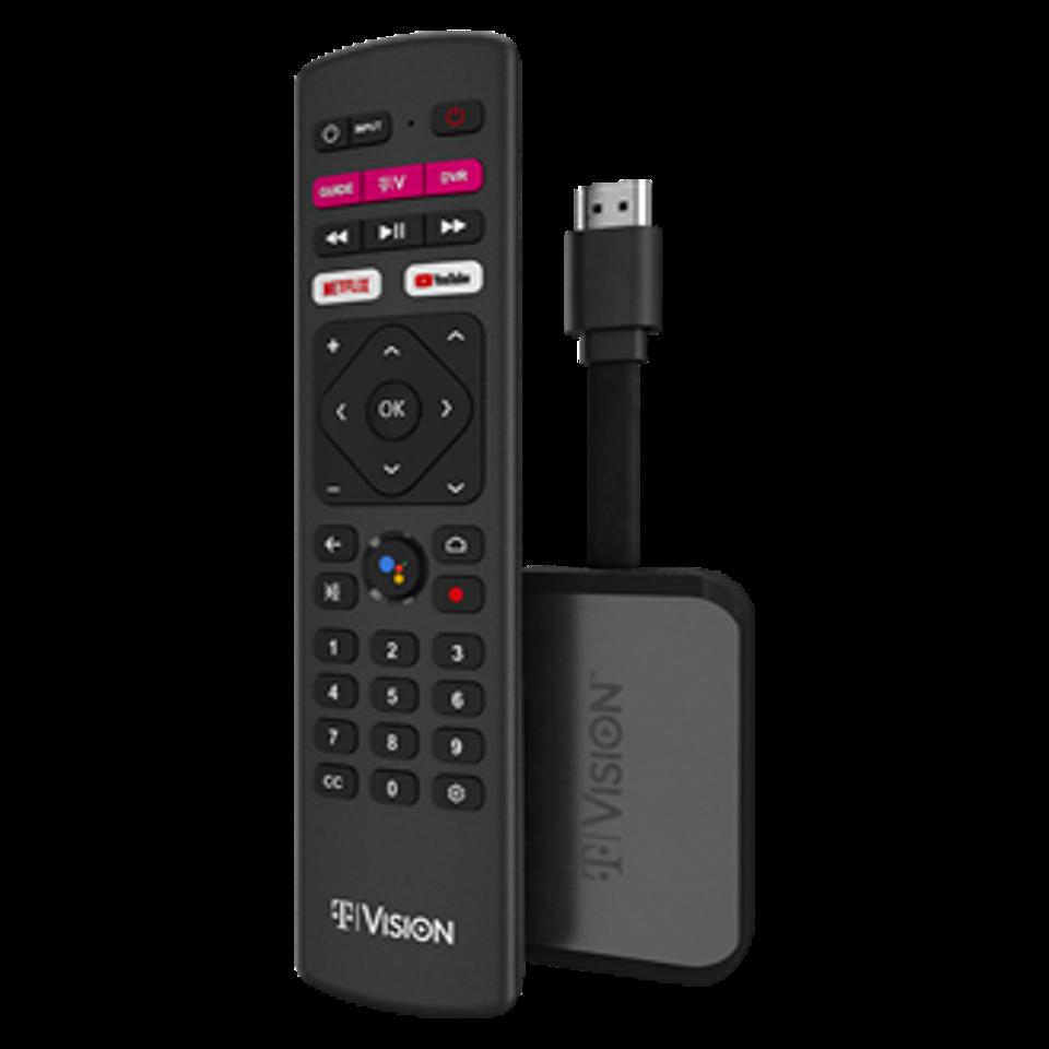 T-Mobile Tvision Hub