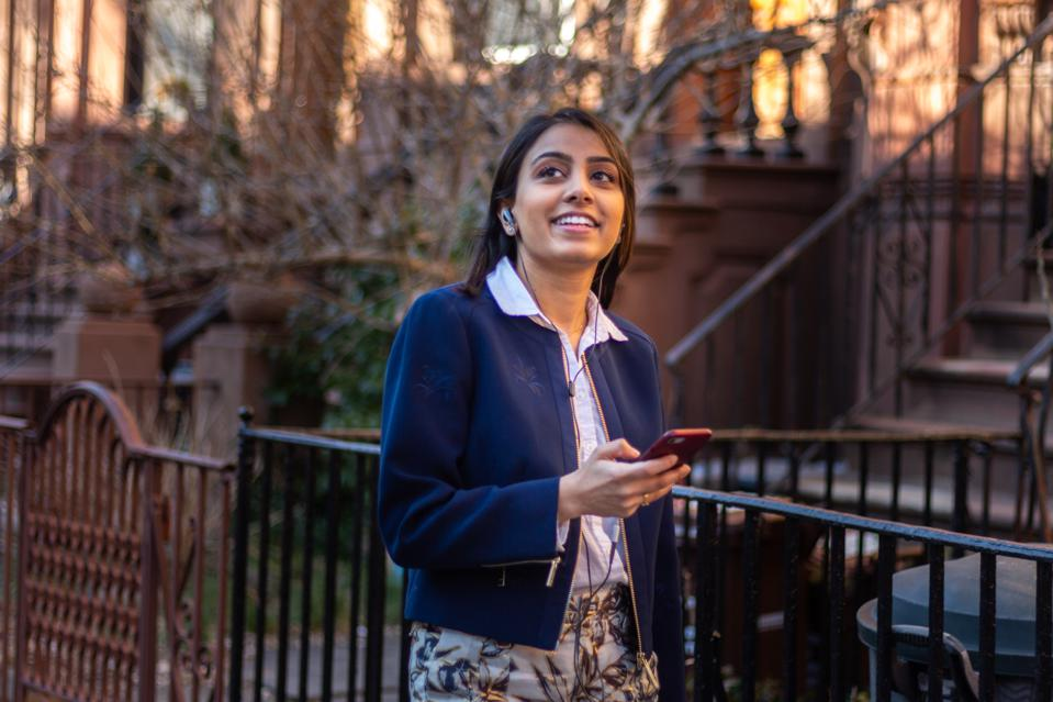 Meet Cute founder Naomi Shah credits her investment analysis background for helping her craft the idea for the company.