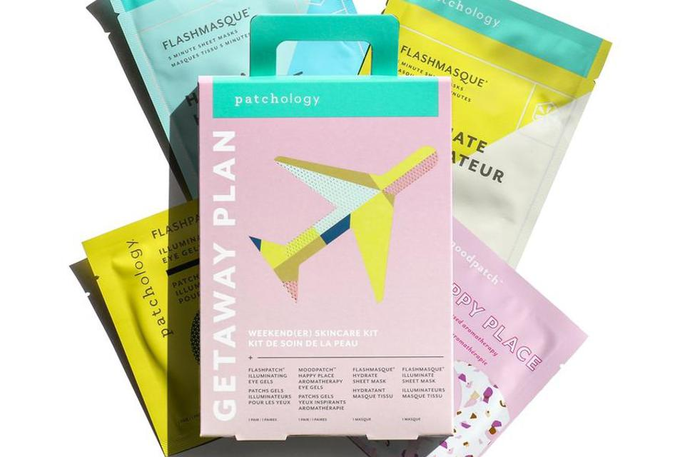 Getaway Plan Kit by Patchology