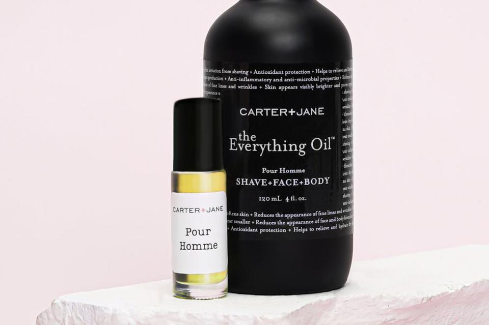 The Everything Oil™ Pour Homme Bundle by Carter + Jane's