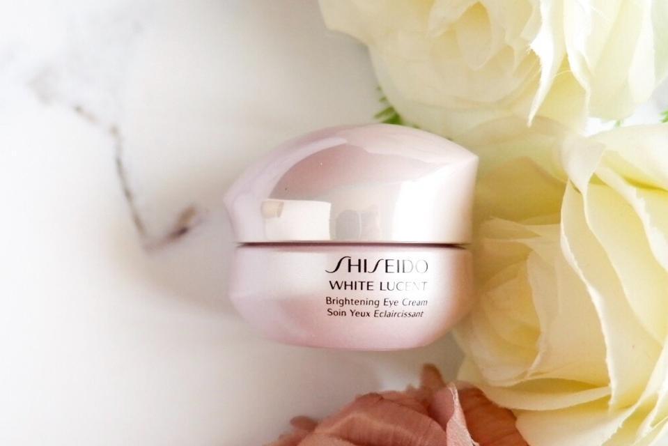 White Lucent Anti-Dark Circles Eye Cream by Shiseido