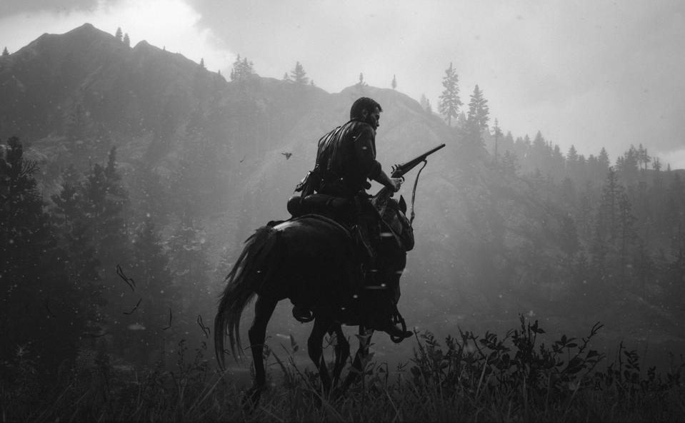 Red Dead Redemption 2 photo mode