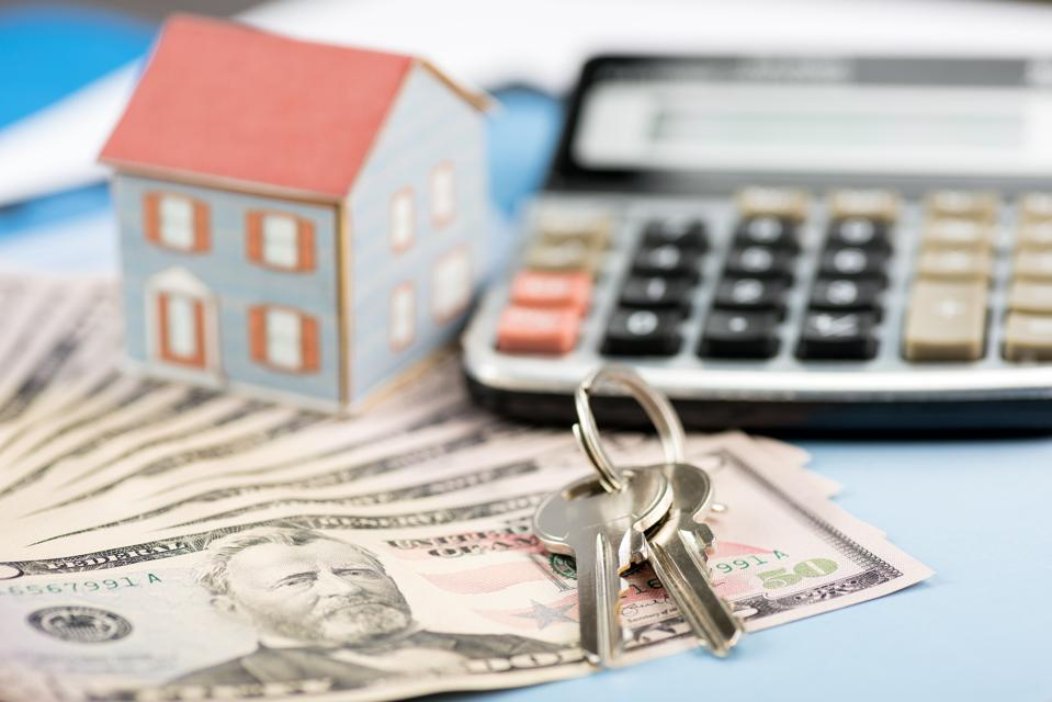 The concept of home ownership and 50 dollars