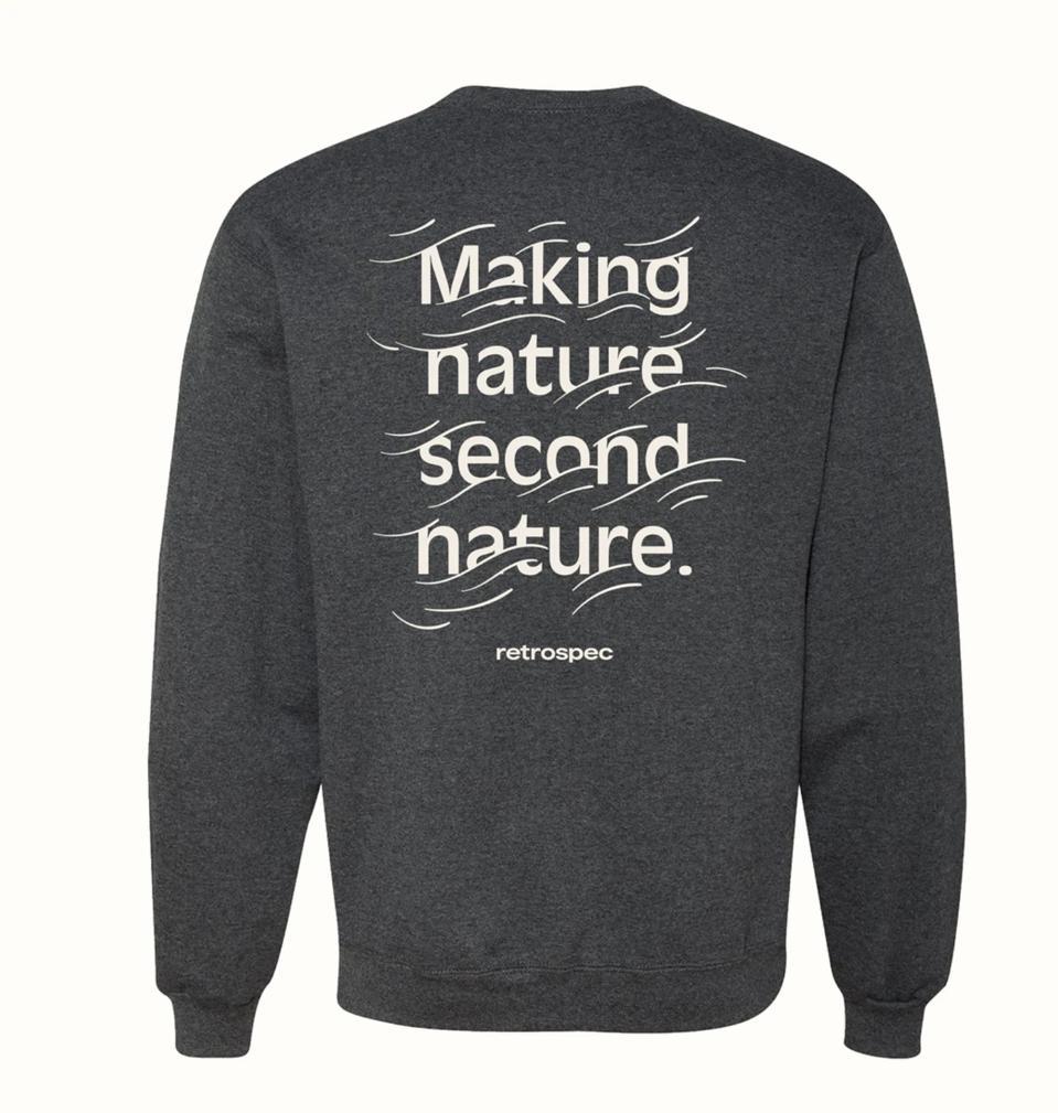 Second Nature Crewneck