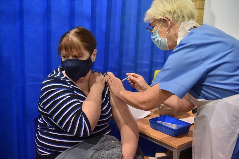 U.K. Covid-19 Vaccine Rollout