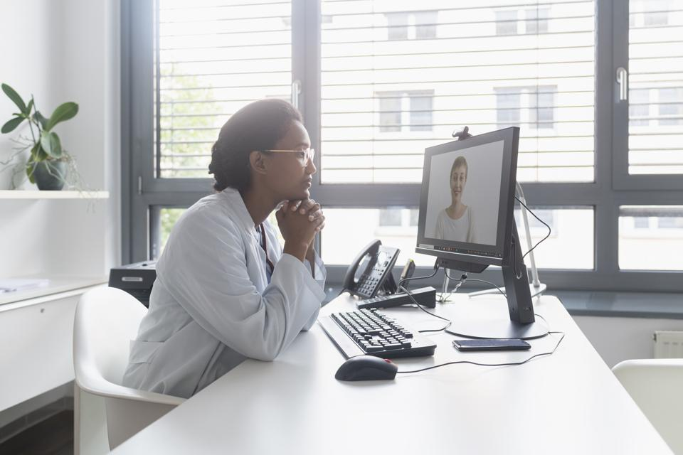 Telehealth Is The Future But May Also Be Healthcare Security's Achilles' Heel