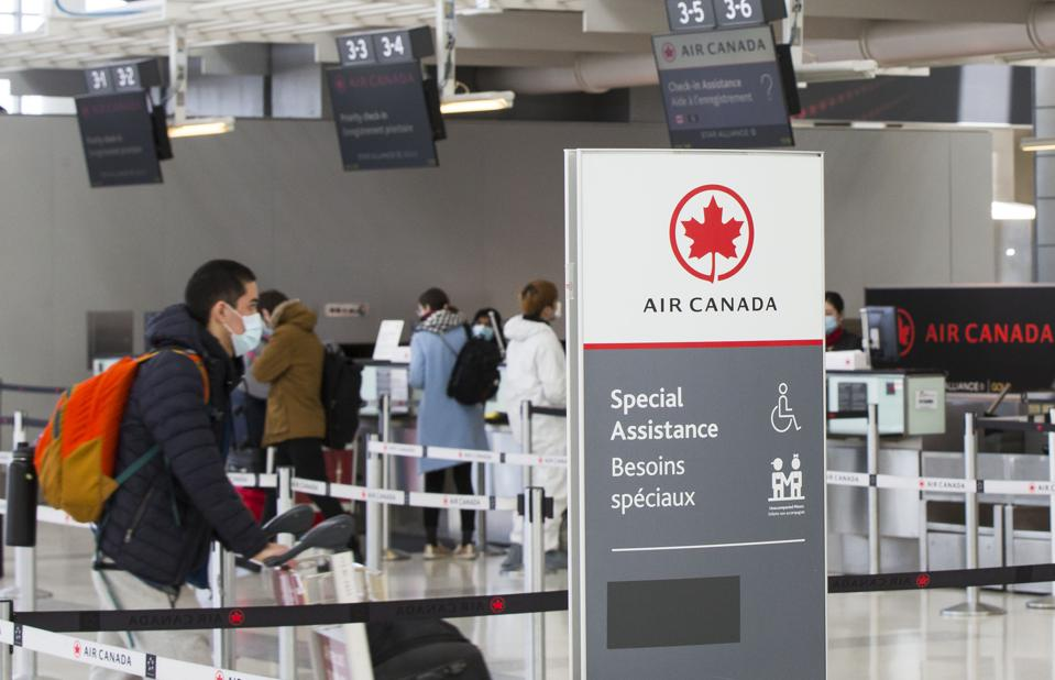 Government of Canada signs financial assistance agreement with Air Canada