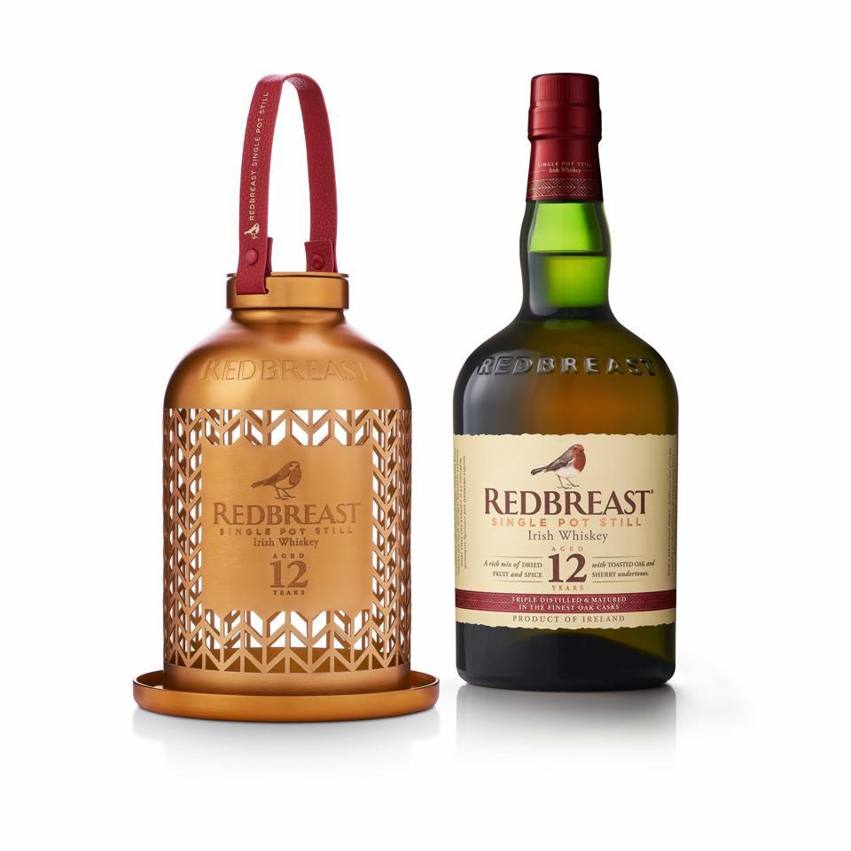 Redbreast Bird Feeder whiskey