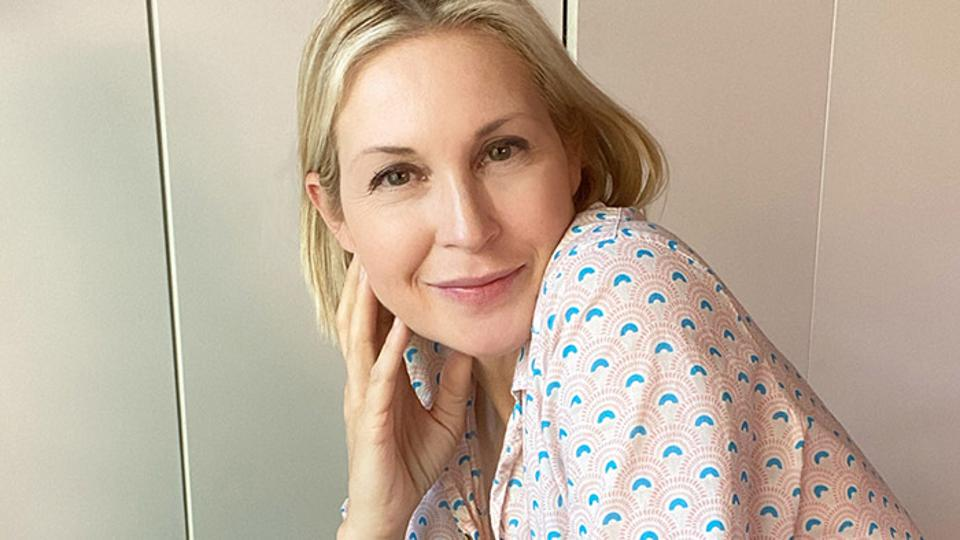 Image of Actress Kelly Rutherford