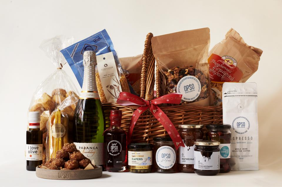 Holiday Gift Guide 2020 The Best British Luxury Food Hampers And Provisions Boxes