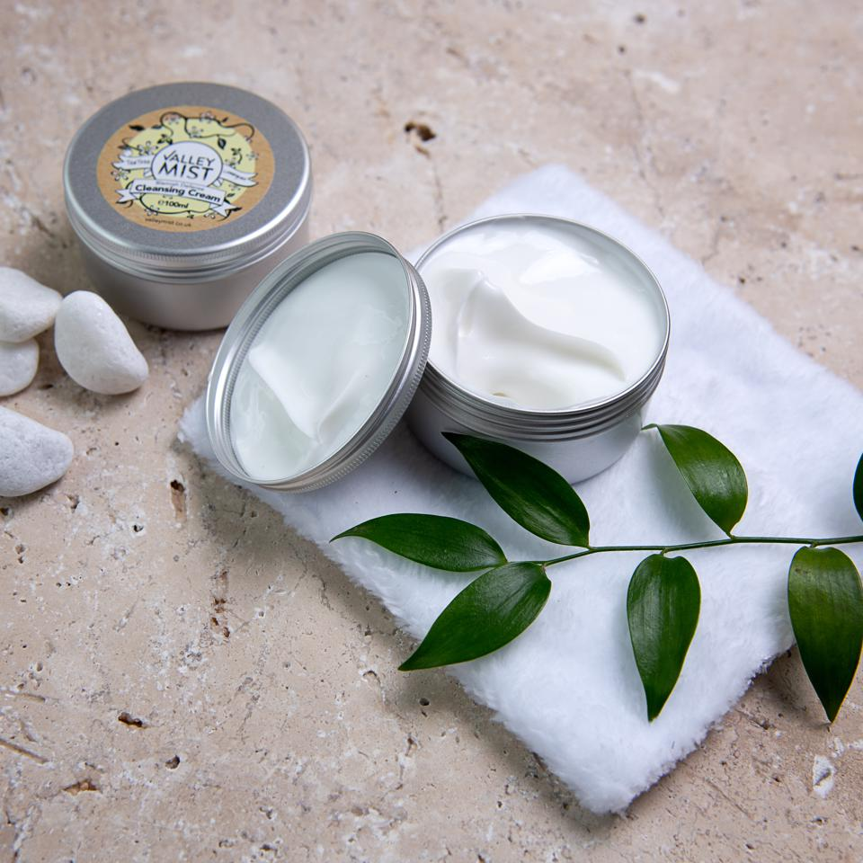 Cleansing Cream by Life Before Plastik
