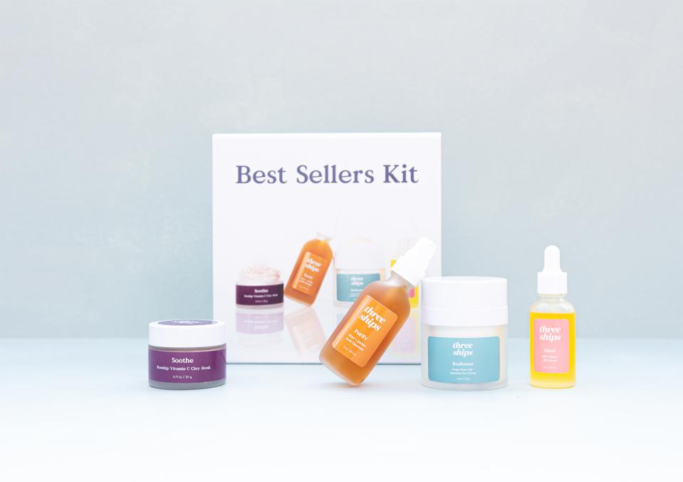 Best Sellers kit by Three Ships