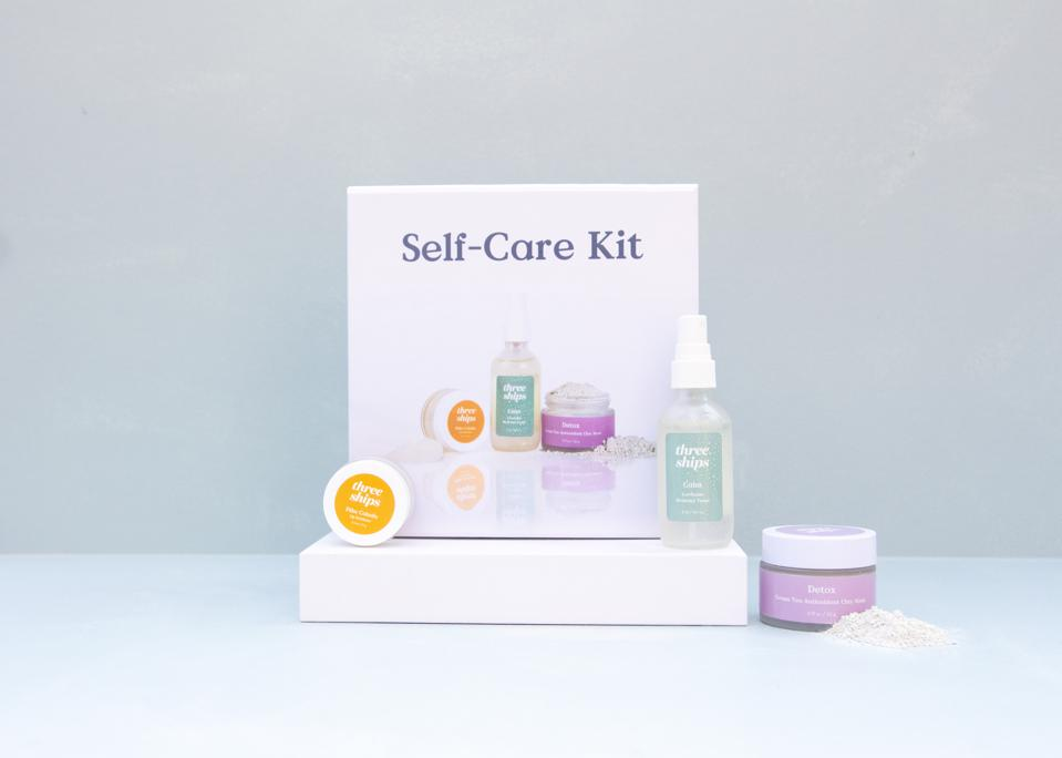 Self-Care Kit by Three Ships