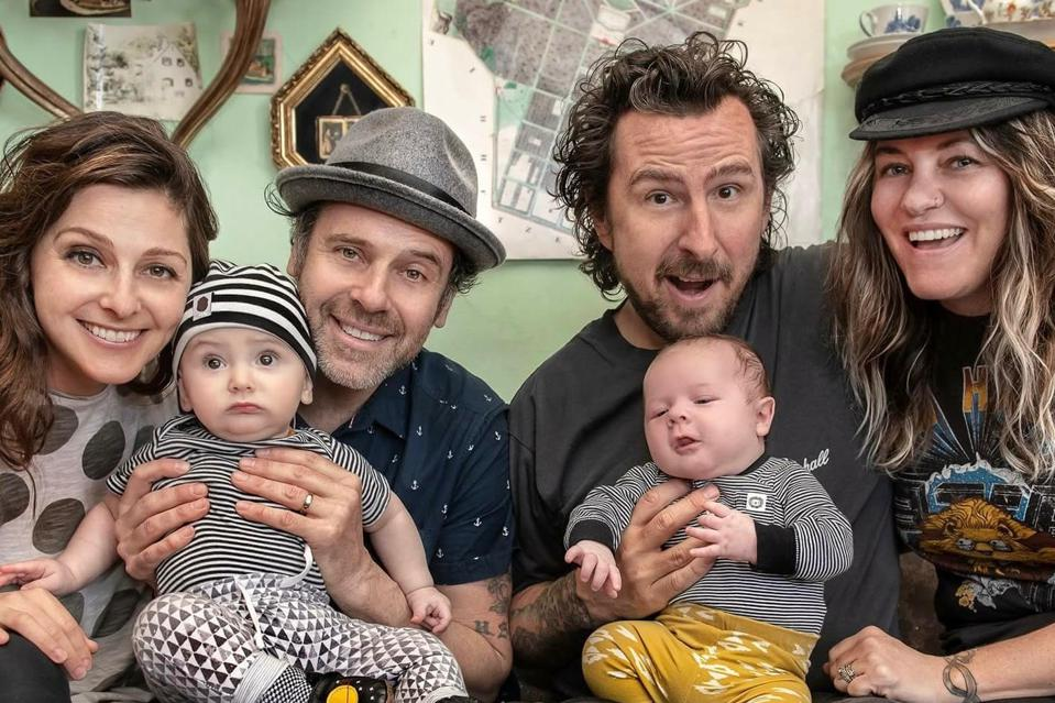 The Bouncing Souls Family