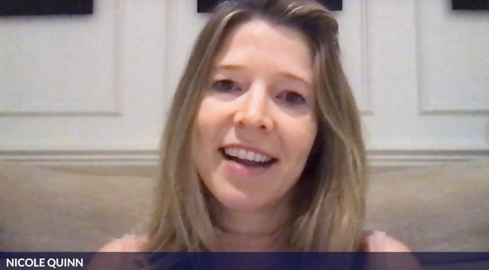 Lightspeed Venture Partners Nicole Quinn on Zoom