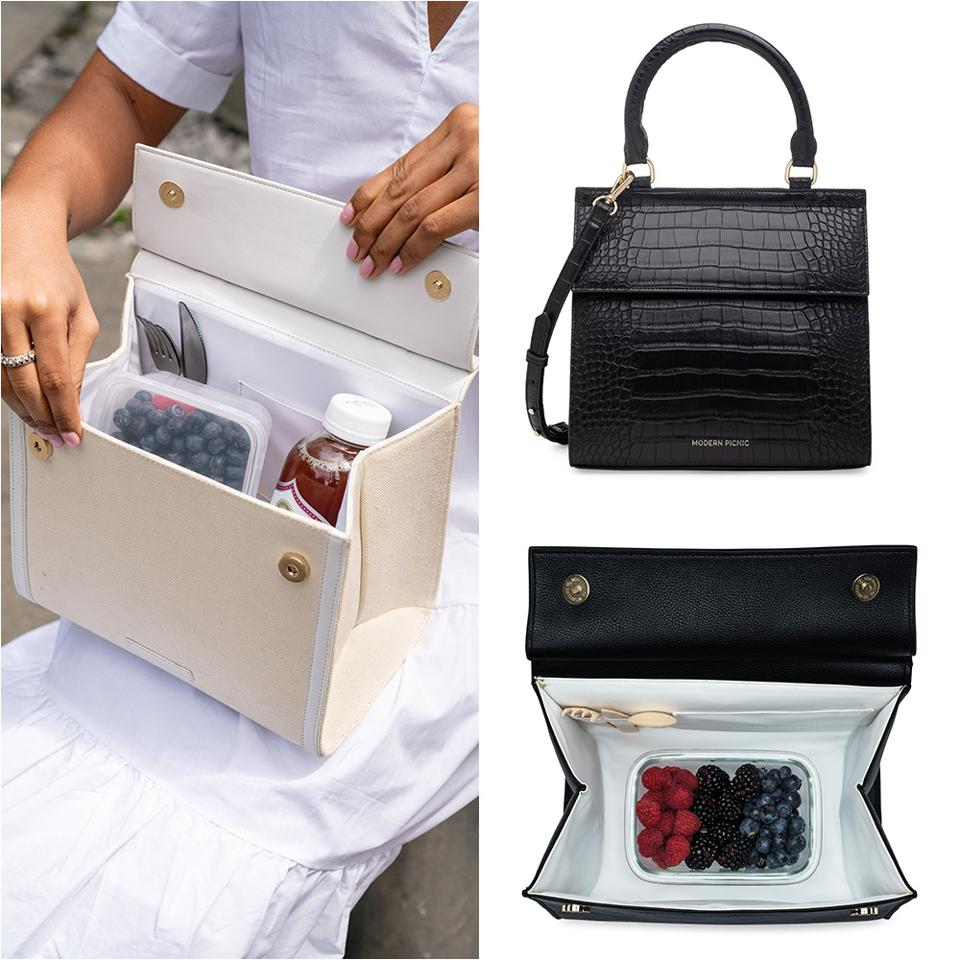 Modern Picnic Luncher Bags