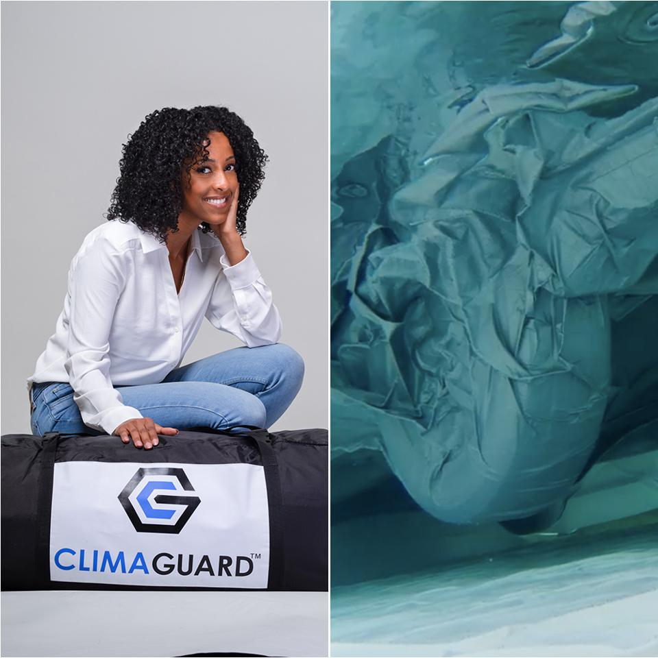 Rahel Abraham, Founder of Climaguard
