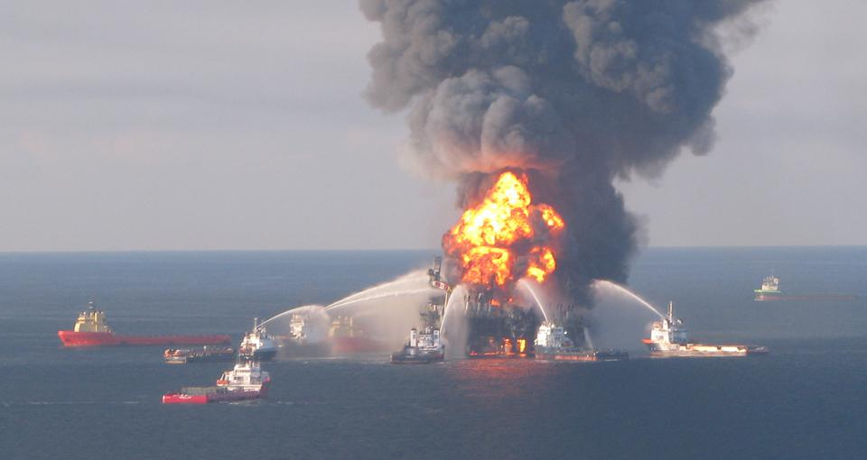 Mitsui was fined over $1 billion for their involvement in the Deepwater Horizon disaster in the U.S. Gulf of Mexico in 2010