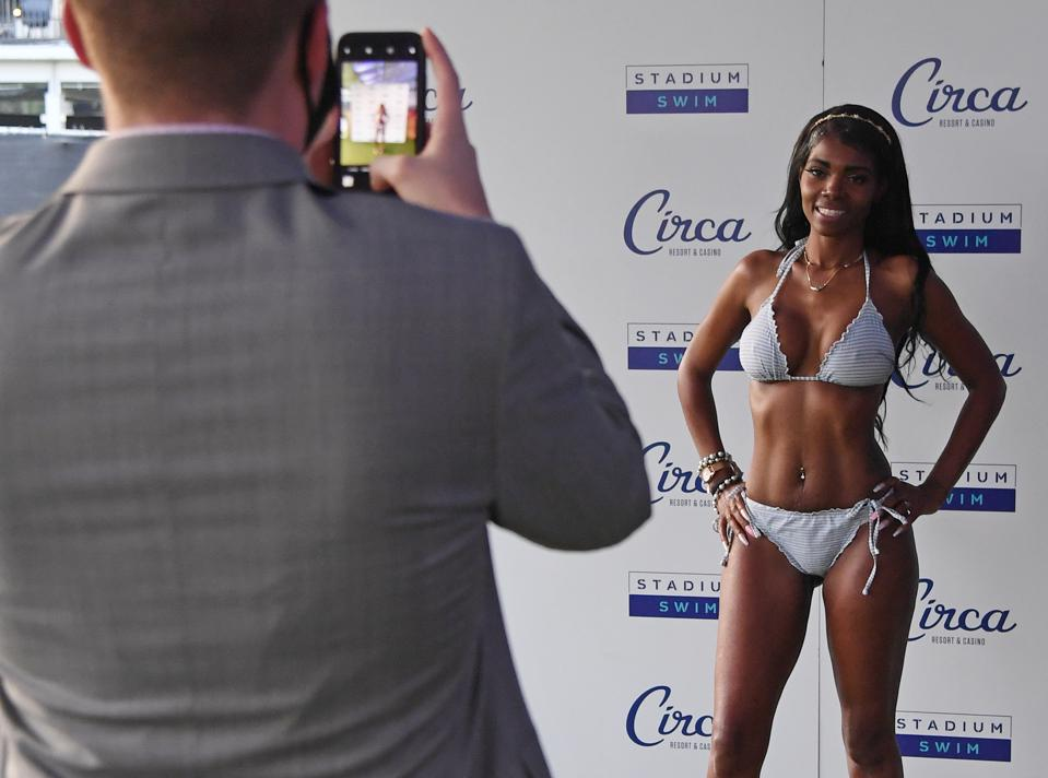 Circa Resort & Casino In Las Vegas Holds Auditions For Dancing Dealers