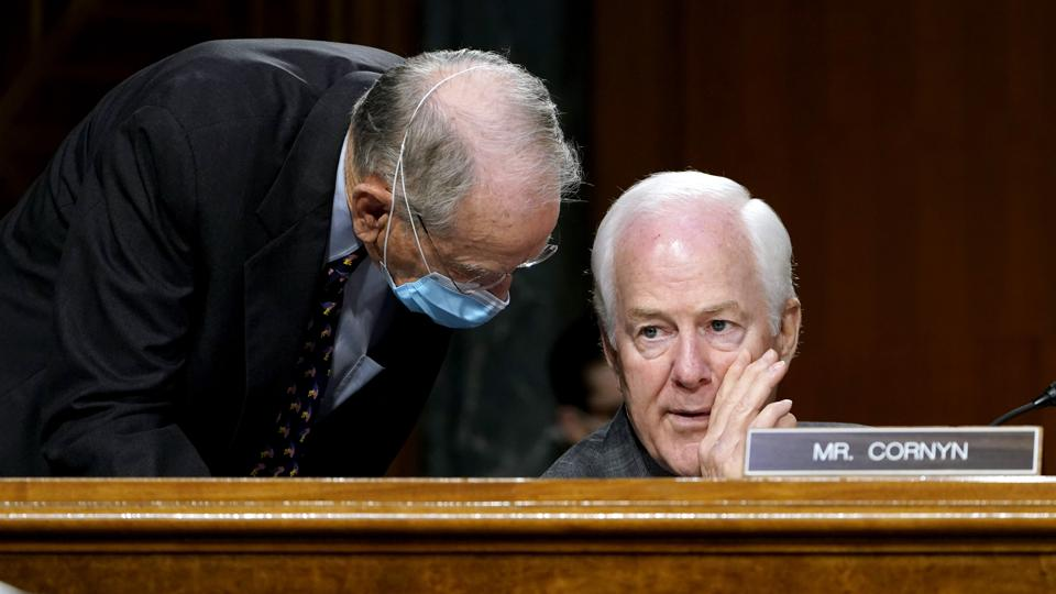 Senate Judiciary Committee Holds Hearing On Crossfire Hurricane