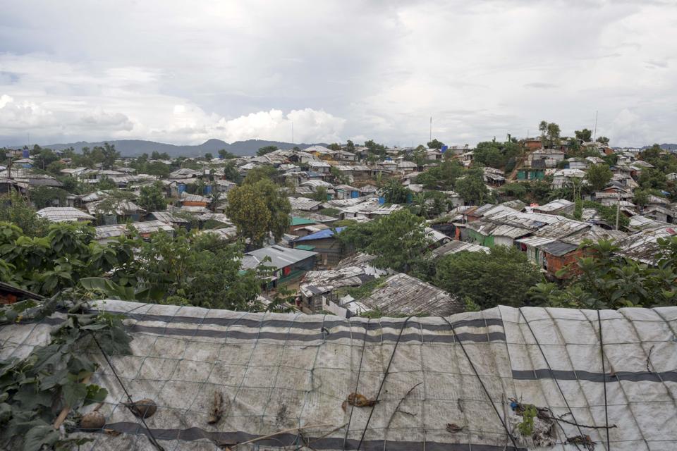 Coronavirus Emergency In Rohingya Camp