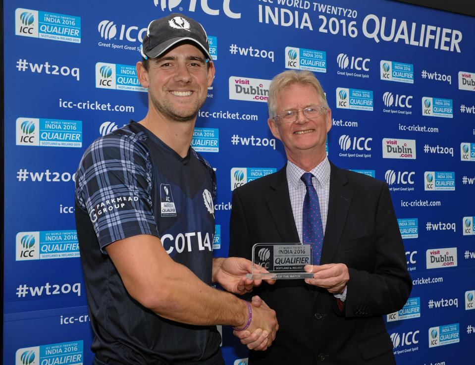 Scotland v Hong Kong - ICC World Twenty20 Qualifier 2015 Semi-Final