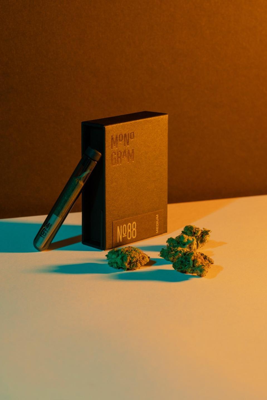 Jay-Z, cannabis, Monogram