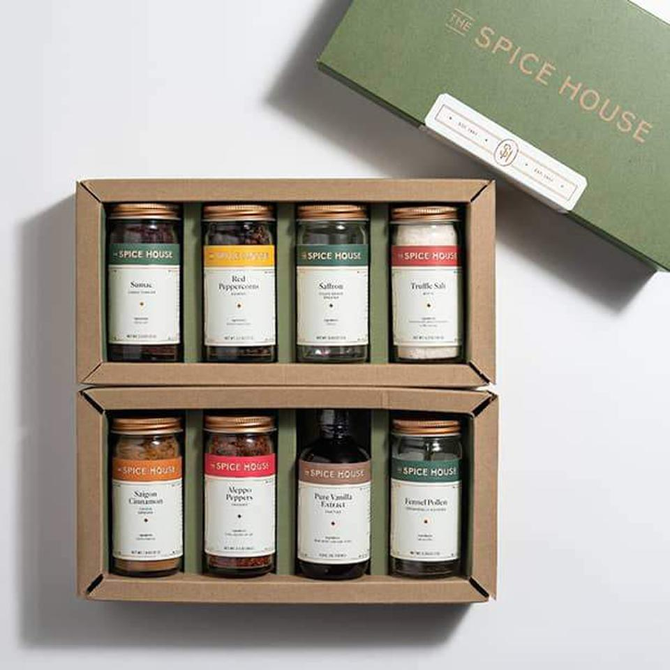 The spice dealer's box of the spice house