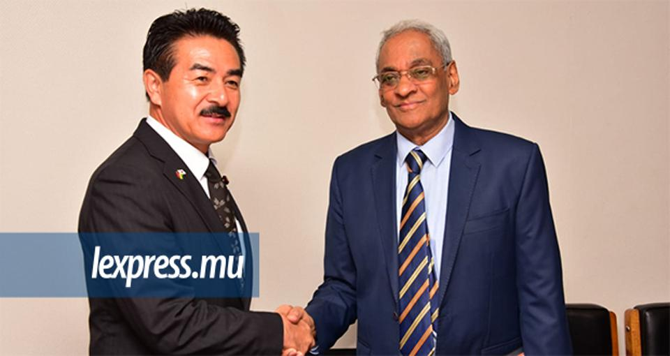 The August 2018 deal that granted Japan access to Mauritius' waters