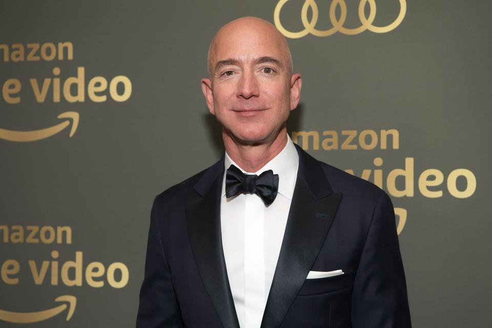 Amazon CEO Jeff Bezos' morning habits include waking up without an alarm.