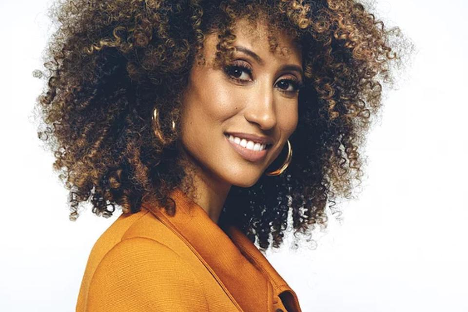 Elaine Welteroth, New York Times best-selling author, journalist, producer and former Editor-in-Chief of Teen Vogue
