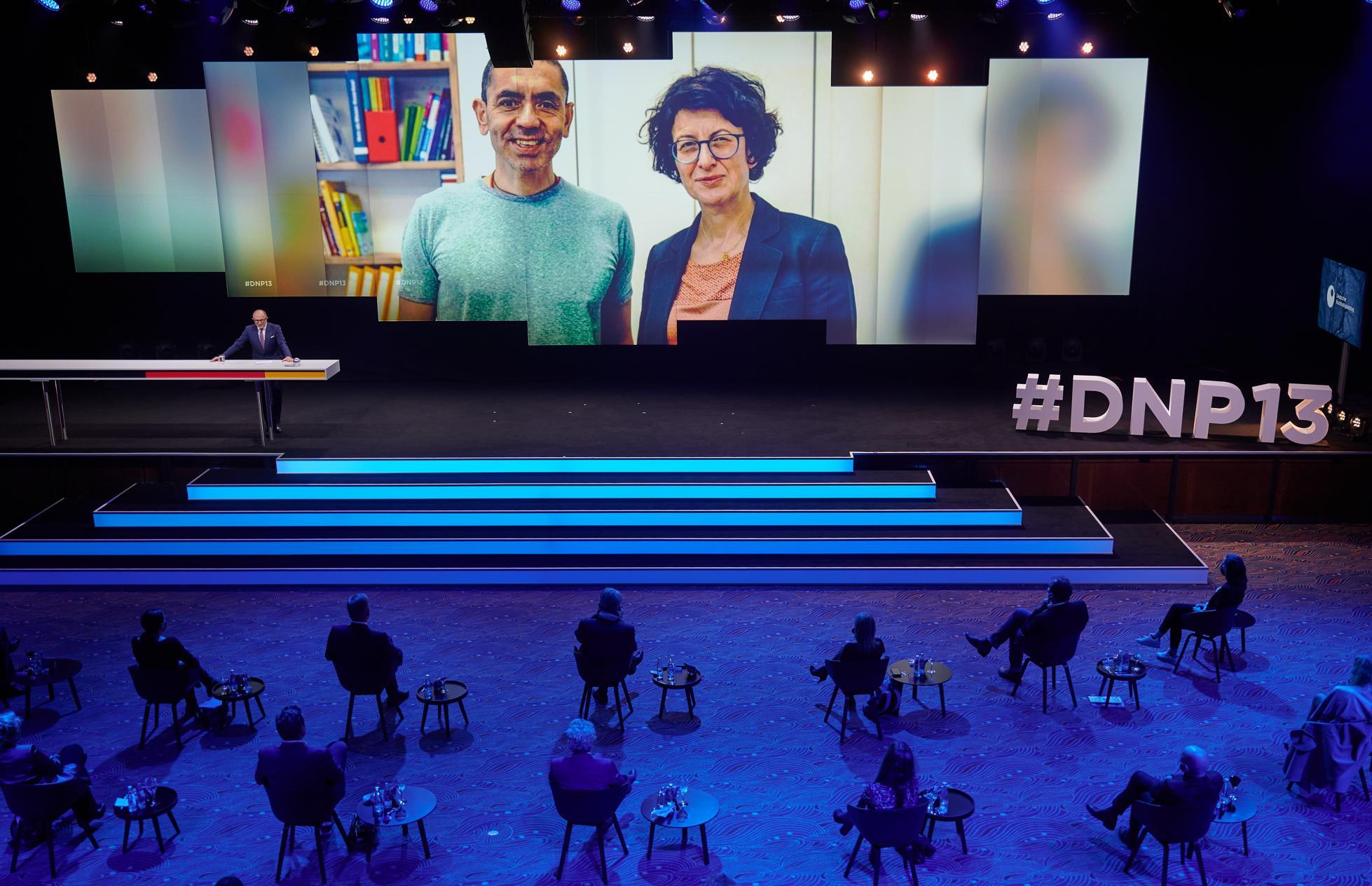 Presentation of the 13th German Sustainability Award