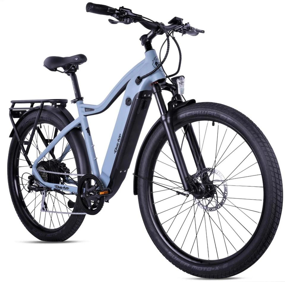 This e-bike gives you plenty of bang for your buck.