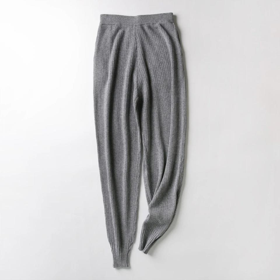 Harem Cashmere Pant