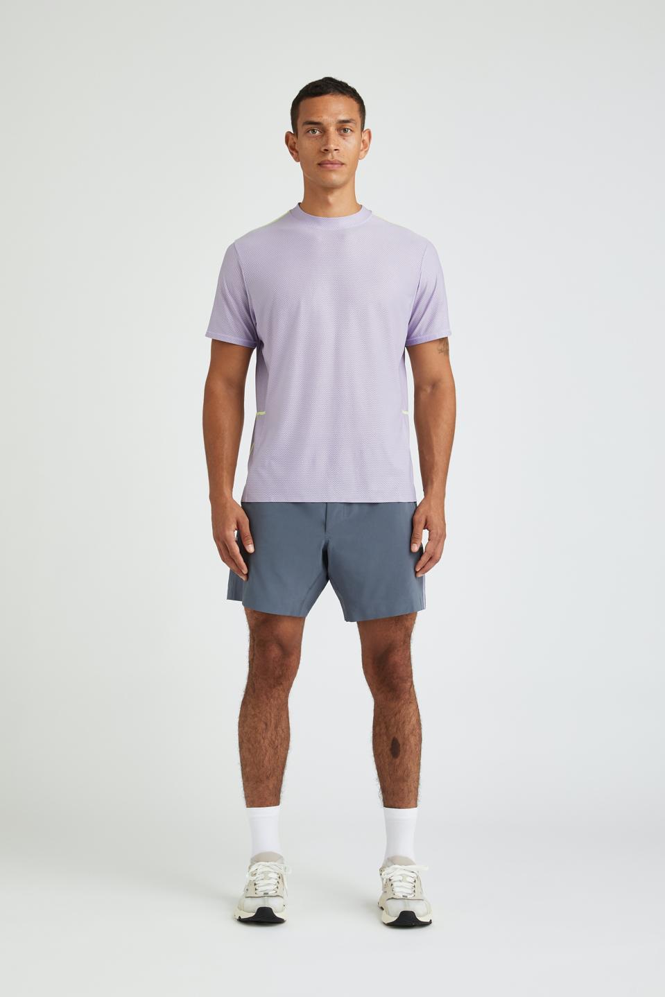 Torsa micro-mesh performance t-shirt
