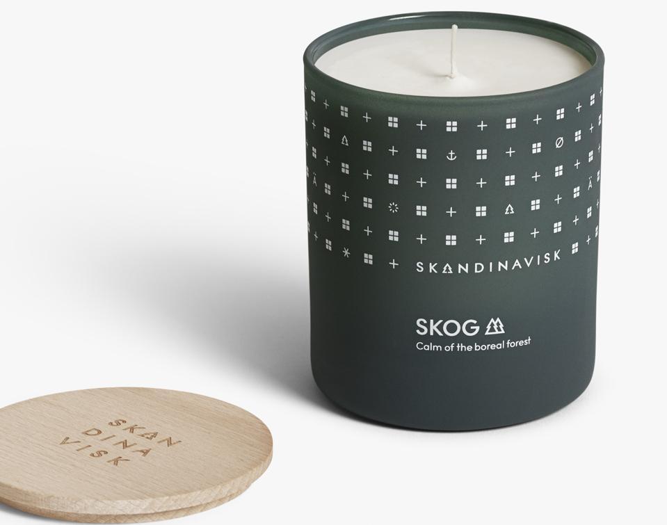 SKOG Scented Candle from SKANDINAVISK
