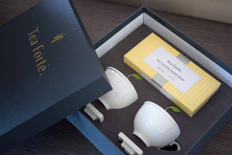 Tea Duet Set from Tea Forté