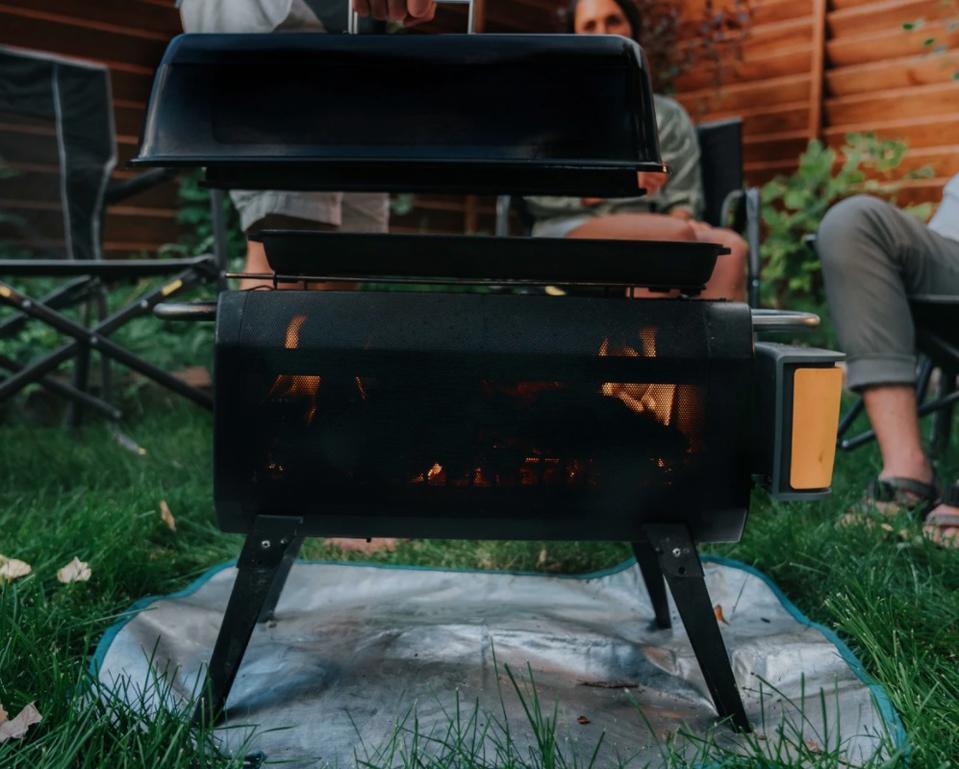 BioLite FirePit Cooking Kit