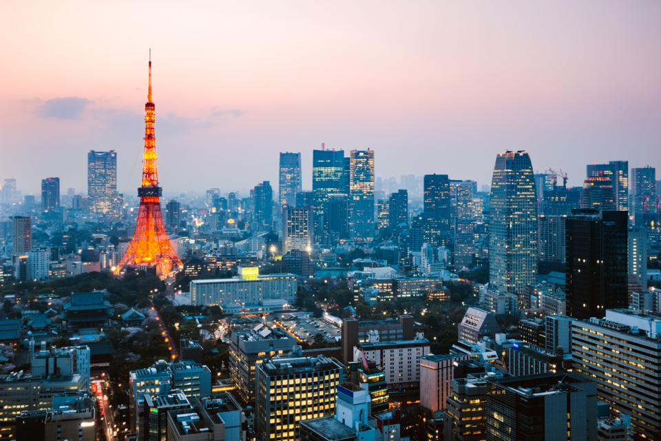 There were several dignitary visits to Tokyo since 2018