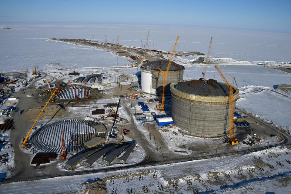 Mitsui is a major investor into Russia's LNG energy developments in the Arctic