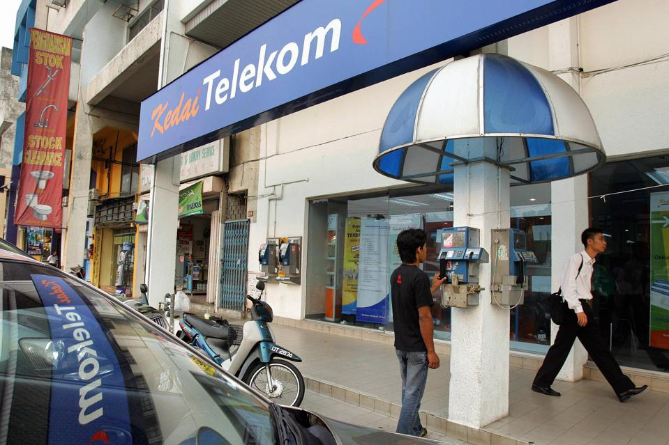 Telekom Malaysia is the country's largest telecommunications company,