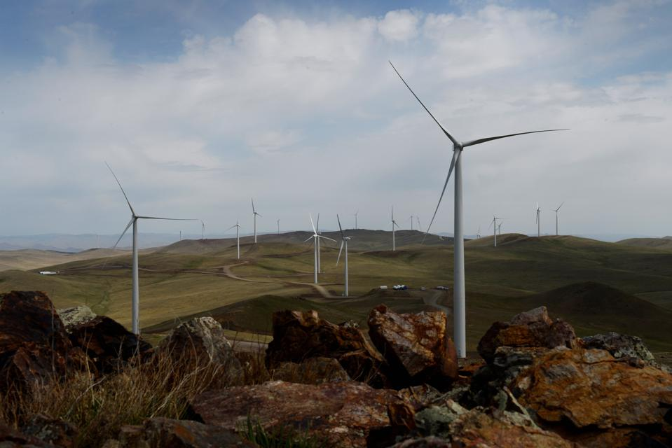 Mongolia has strongly invested in renewable energy following the Mitsui procurement scandal for village power generators